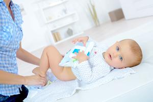 婴儿可以用沐浴露吗