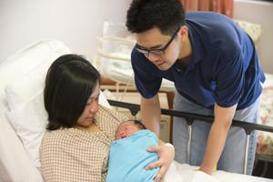 怎么鼓励待产产妇