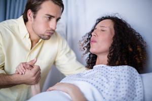产妇顺产全过程