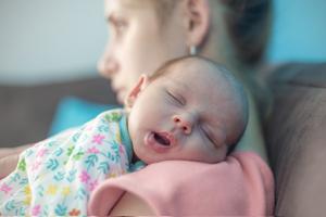 宝宝睡觉呼噜响是健康有问题吗