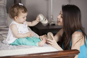 两岁半的宝宝吃土后怎么办