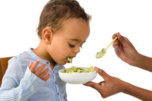 宝宝发烧吃什么辅食