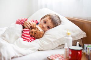小孩发烧不咳嗽是肺炎吗