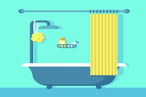 卫生间淋浴房设计