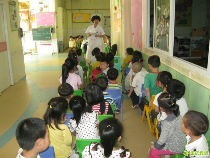 幼儿园预防接种