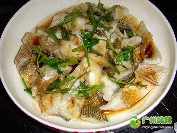 清蒸鲈鱼片2