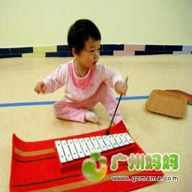 宝宝在上奥尔夫音乐课-新爱婴课程4.jpg
