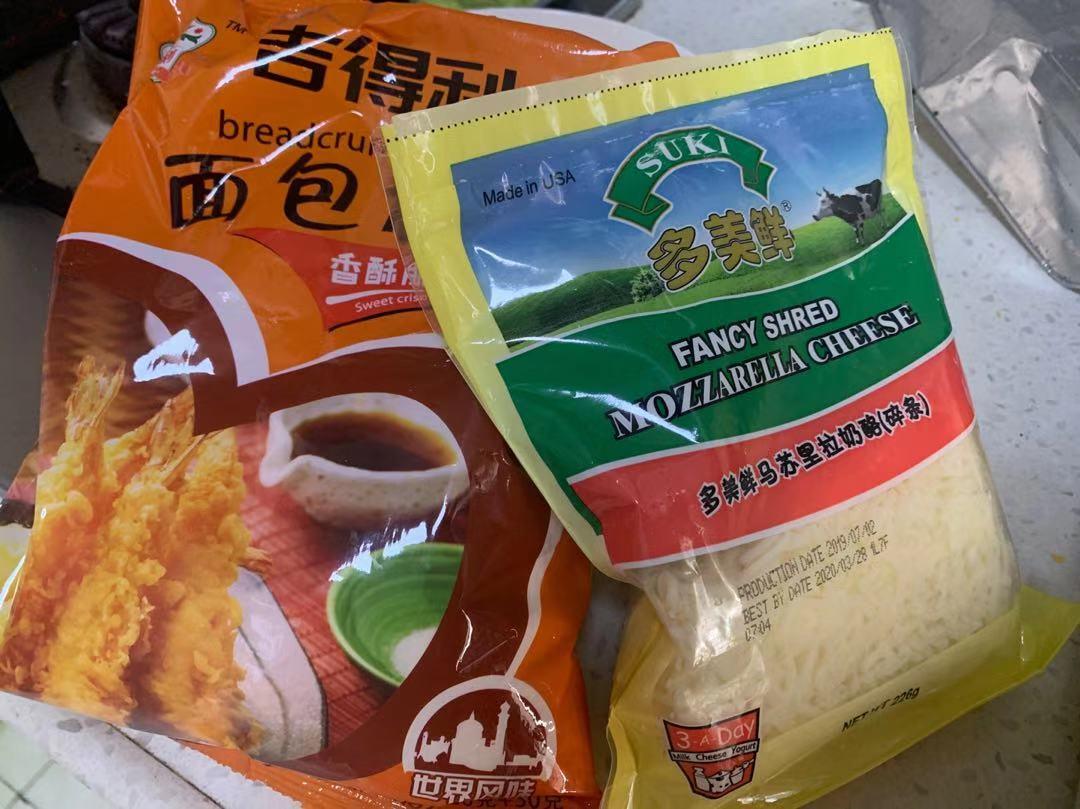 广州孕妈自制土豆芝士球,好吃到爆炸