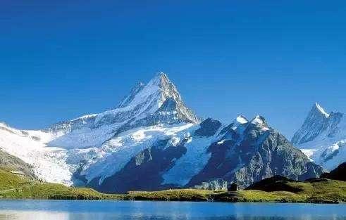 布列恩茨绝美湖泊,瑞士之旅从这开始