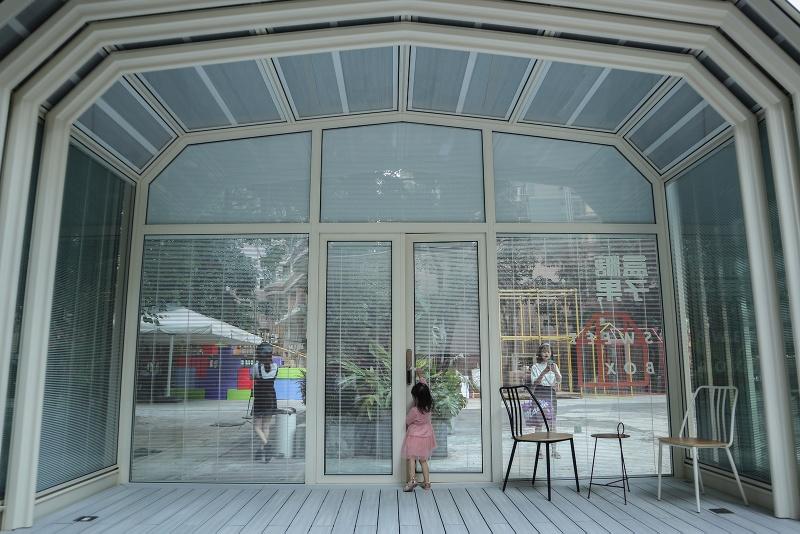 广州拍照打卡新地标!只存在30天的未来方城