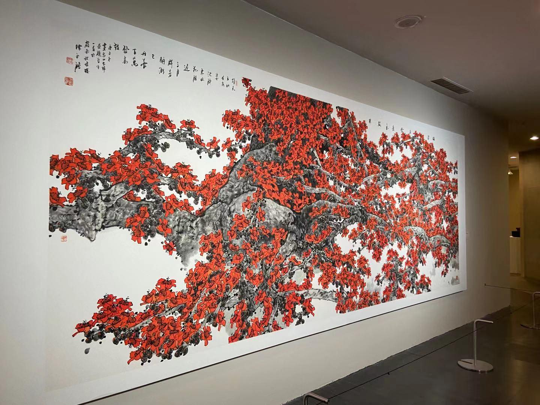 美术馆百年作品展!画面震撼品类多