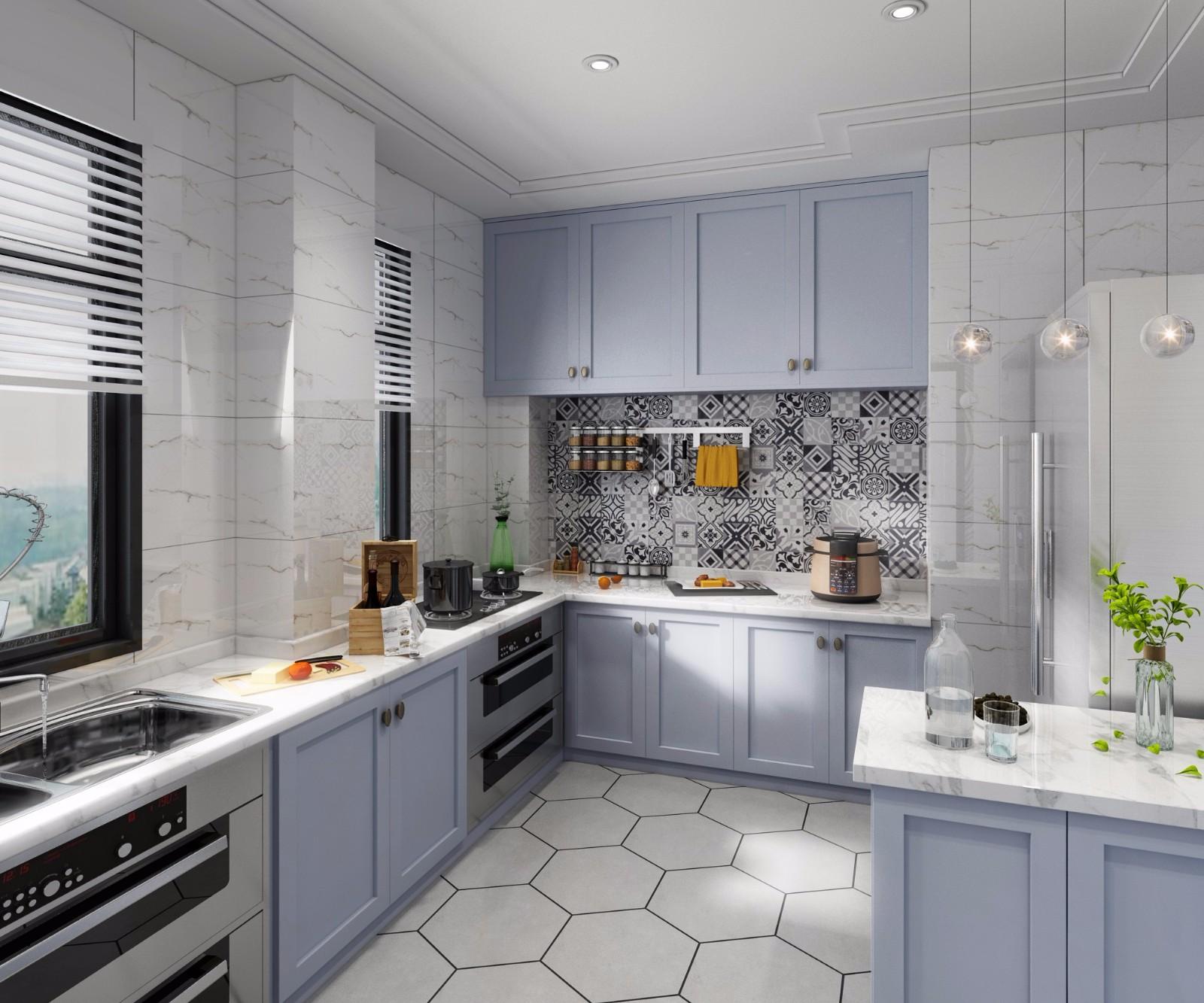 2019年厨房装修效果图大全,厨房装修最新案例