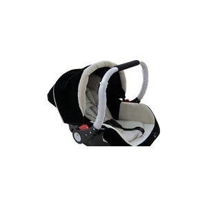 儿童汽车安全座椅 宝宝的安全怎能忽略