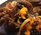 超多蟹黄 吃吃吃