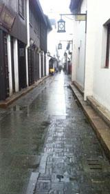川沙老街的白天与夜晚