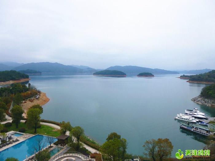 洲際酒店千島湖景觀.jpg