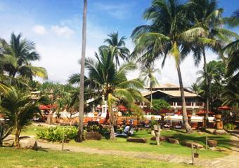 普吉岛度假村 完美亲子游