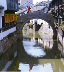 上海发现这个新场古镇