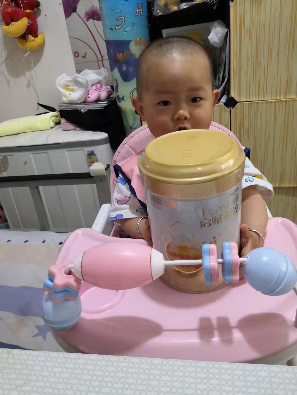 惠氏啟賦蘊淳,一款神奇的奶粉