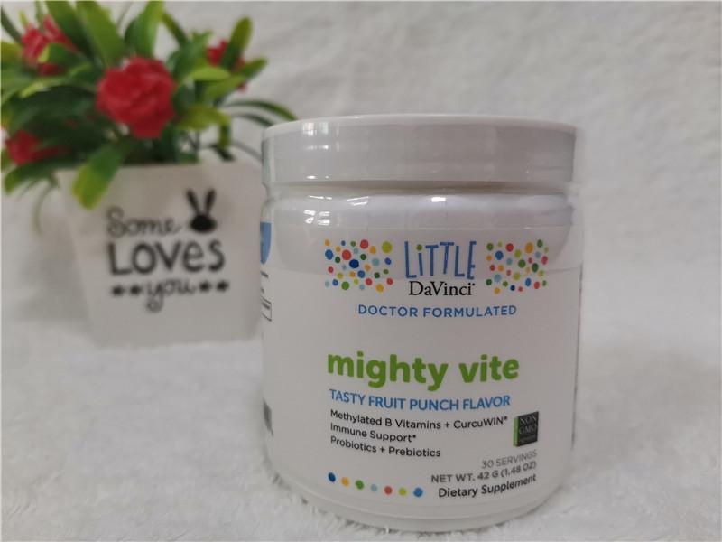 DaVinci混合果味兒童復合維生素粉,營養又好喝